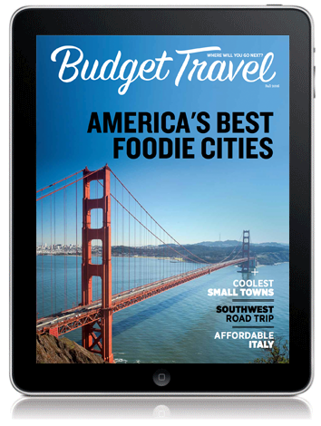 Budget Travel on mobile devices